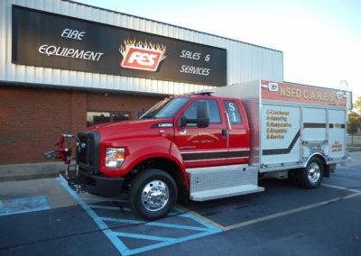 North Spartanburg Light Duty Rescue