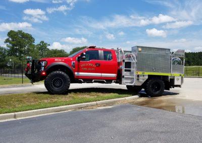 Hillcrest Super Single Brush Truck