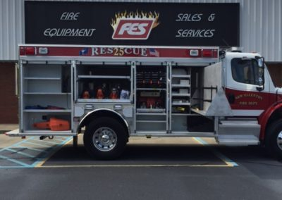 New Ellenton Medium Rescue